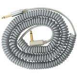 VOX Instrument Cable Coil [VCC-90SL] - Silver - Instrument Cable